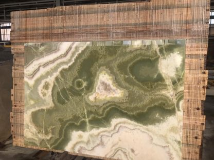 light green onyx radsam stone natural Iranian beautiful stone