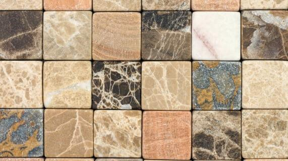 Familiarity with the history of building stones